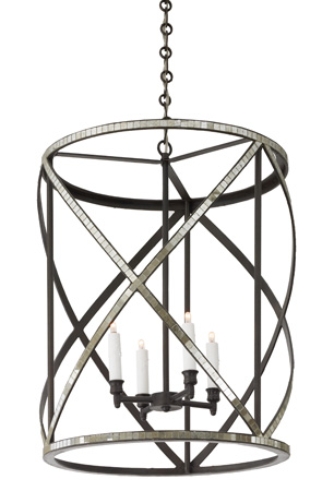ARMADA MIRRORED LANTERN
