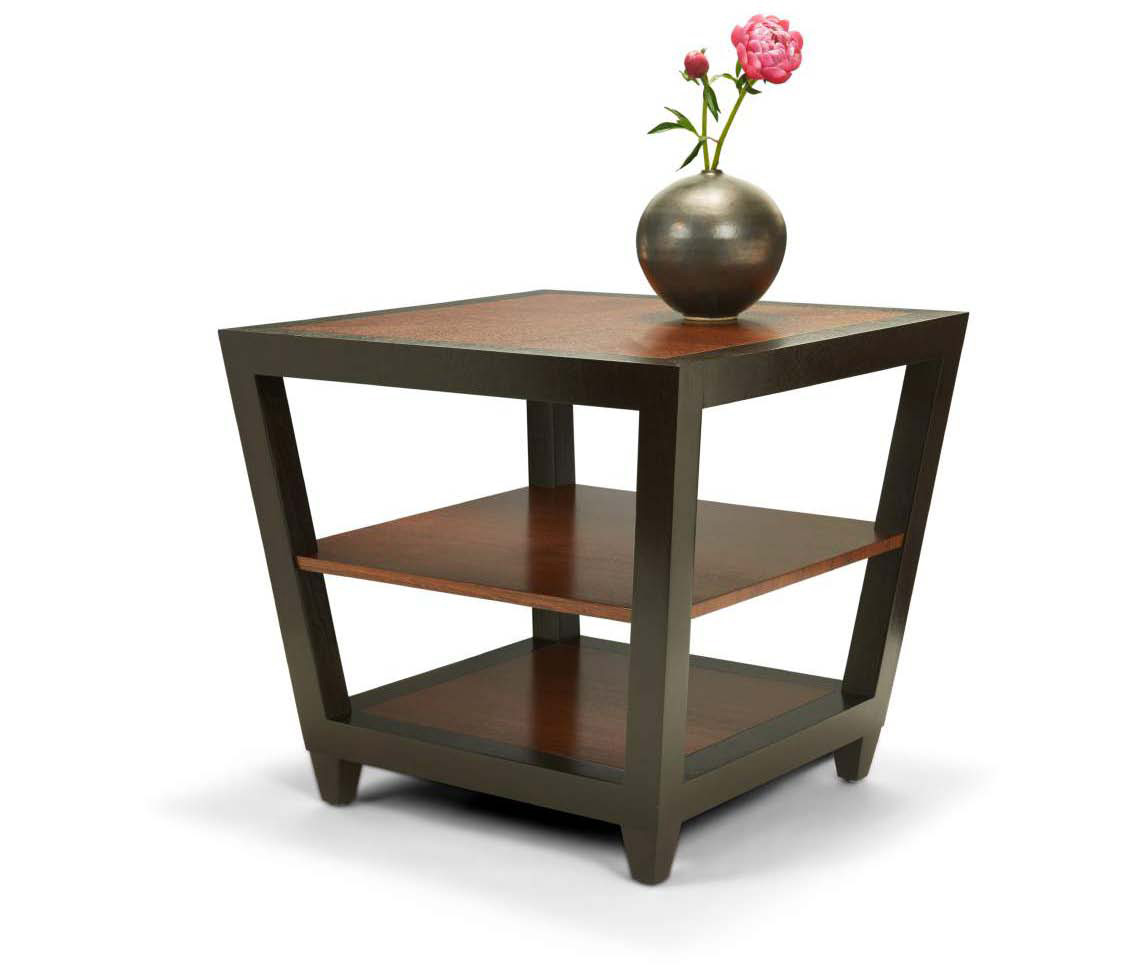 DEMILLE SIDE TABLE - SQUARE