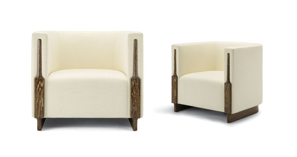 PERRY LOUNGE CHAIR