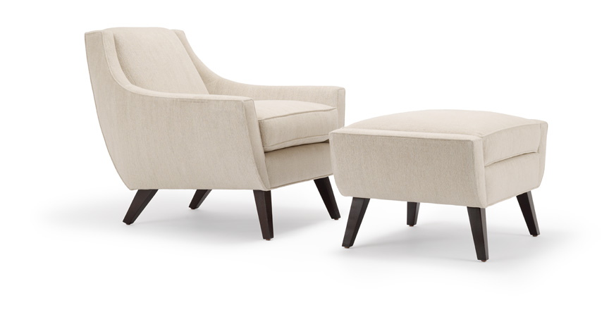 SUMMIT LOUNGE CHAIR & OTTOMAN
