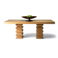 LOMBARD DINING TABLE RECTANGLE